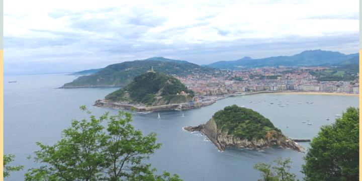San Sebastián: ein Wochenende in der Kulturhauptstadt Europas