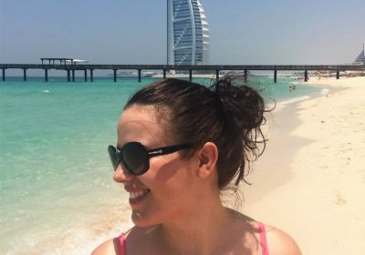 #05: Leben im nahen Osten: warum es sich lohnt, seiner Intuition zu folgen – Interview mit Jasmin Haasis