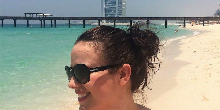 #05: Leben im Nahen Osten: warum es sich lohnt, seiner Intuition zu folgen mit Jasmin Haasis