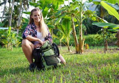 #24 Raus in die Natur, rein in Abenteuer, Ruhe & Achtsamkeit: neue Pfade finden mit Laura Pfaffenbach